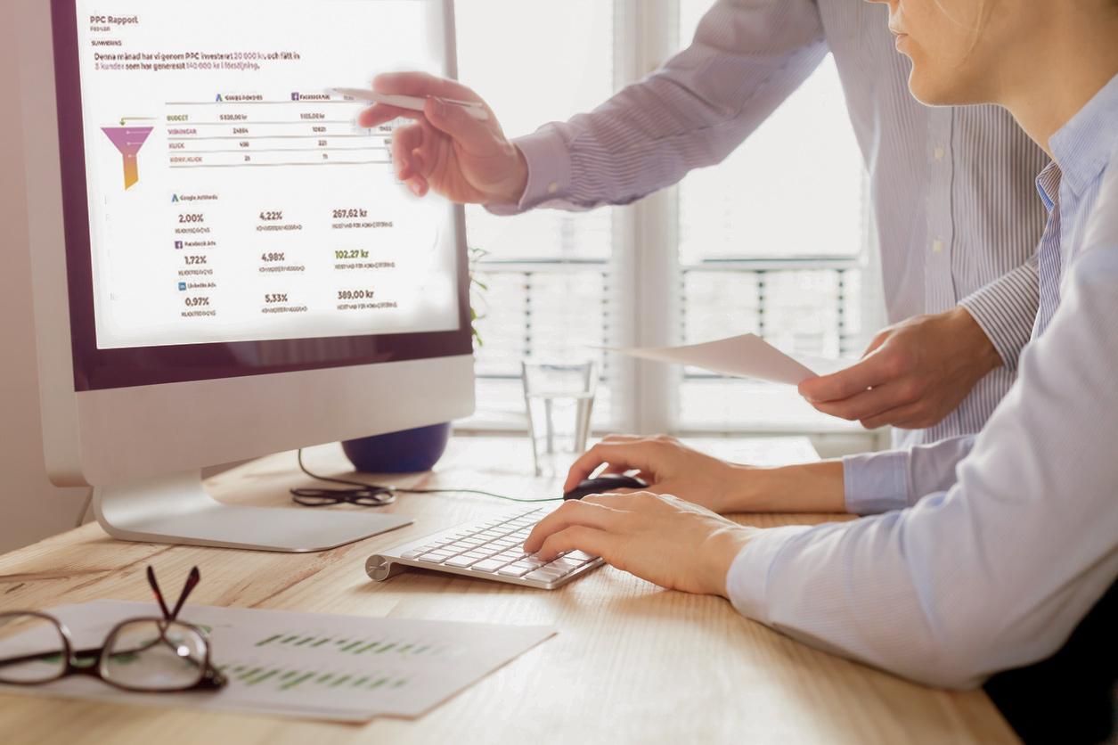 Så skapar du en bra rapport för digital annonsering (PPC)