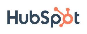 HubSpot Logotyp Vit bakgrund