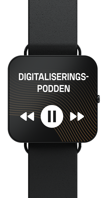 content marketing podcast smartwatch