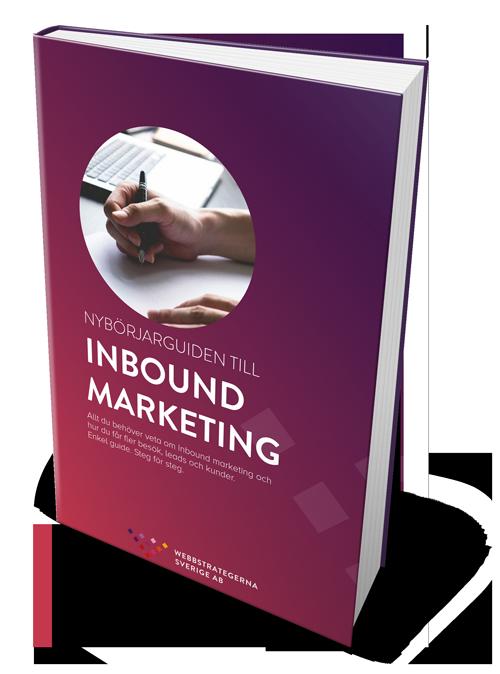 inbound marketing guide svenska