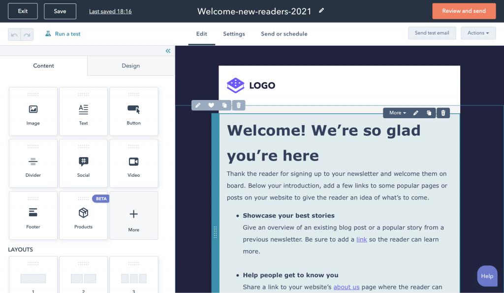Email-Hubspot-marketing-hub