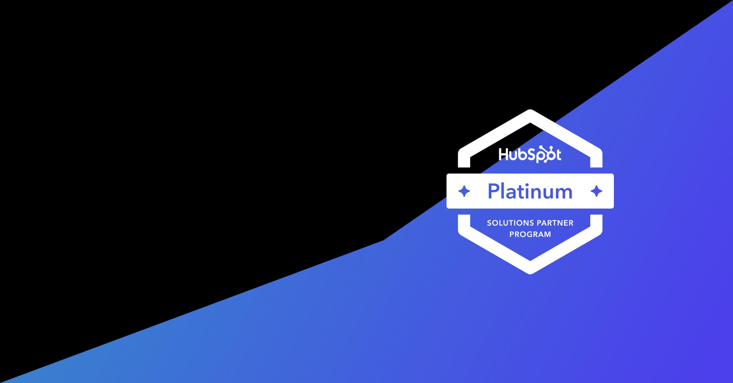 Webbstrategerna utsedd till Platinum-partner till världsledande HubSpot