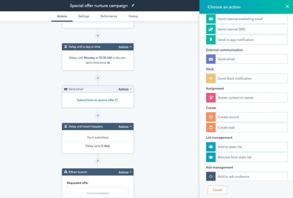 Workflow-Hubspot-marketing-hub